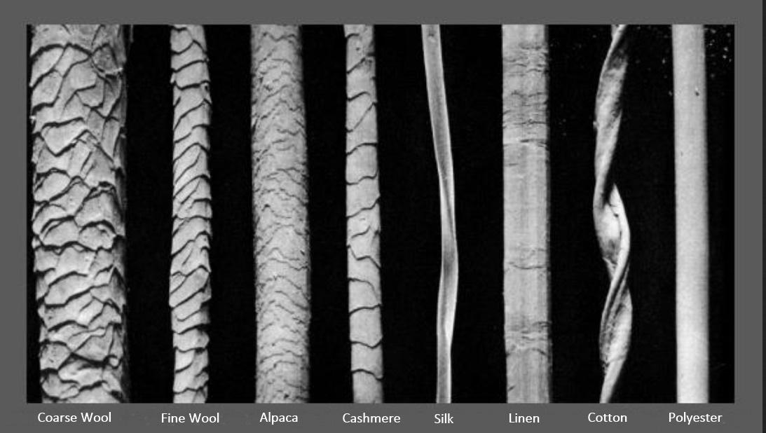 Unit Chemistry Of Textiles Animal Fibres