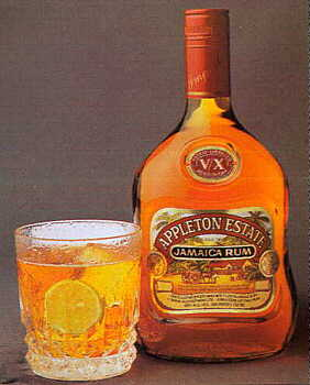 Appleton Rum Bottle