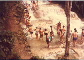 Day trip to Dunns River, 1980's