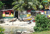 Lobster Shack in Ocho Rios