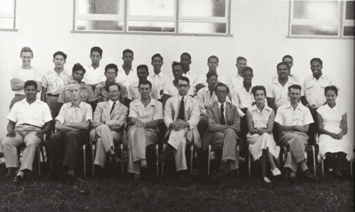 Advanced Chemistry 1952